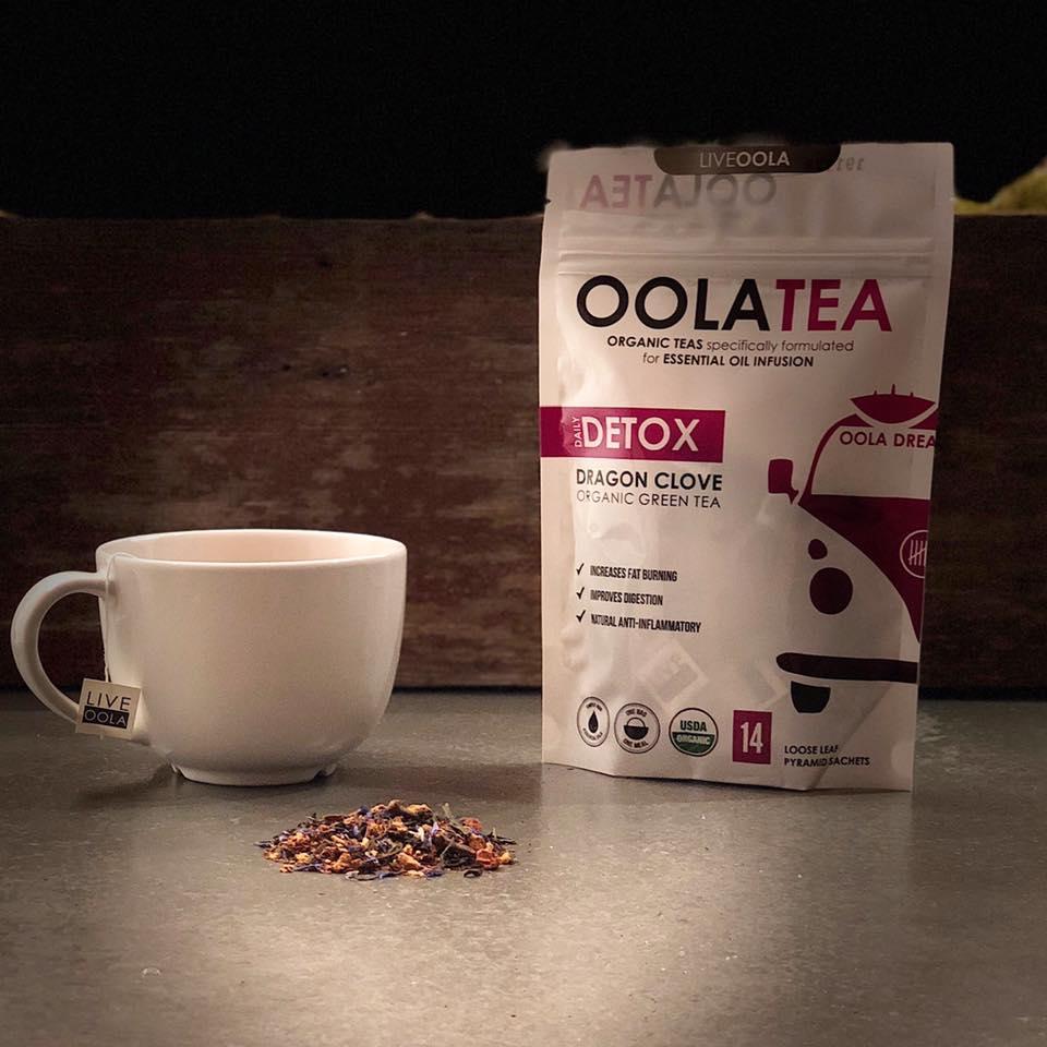 Health Benefits of Dragon Clove and Peppermint Rush Tea