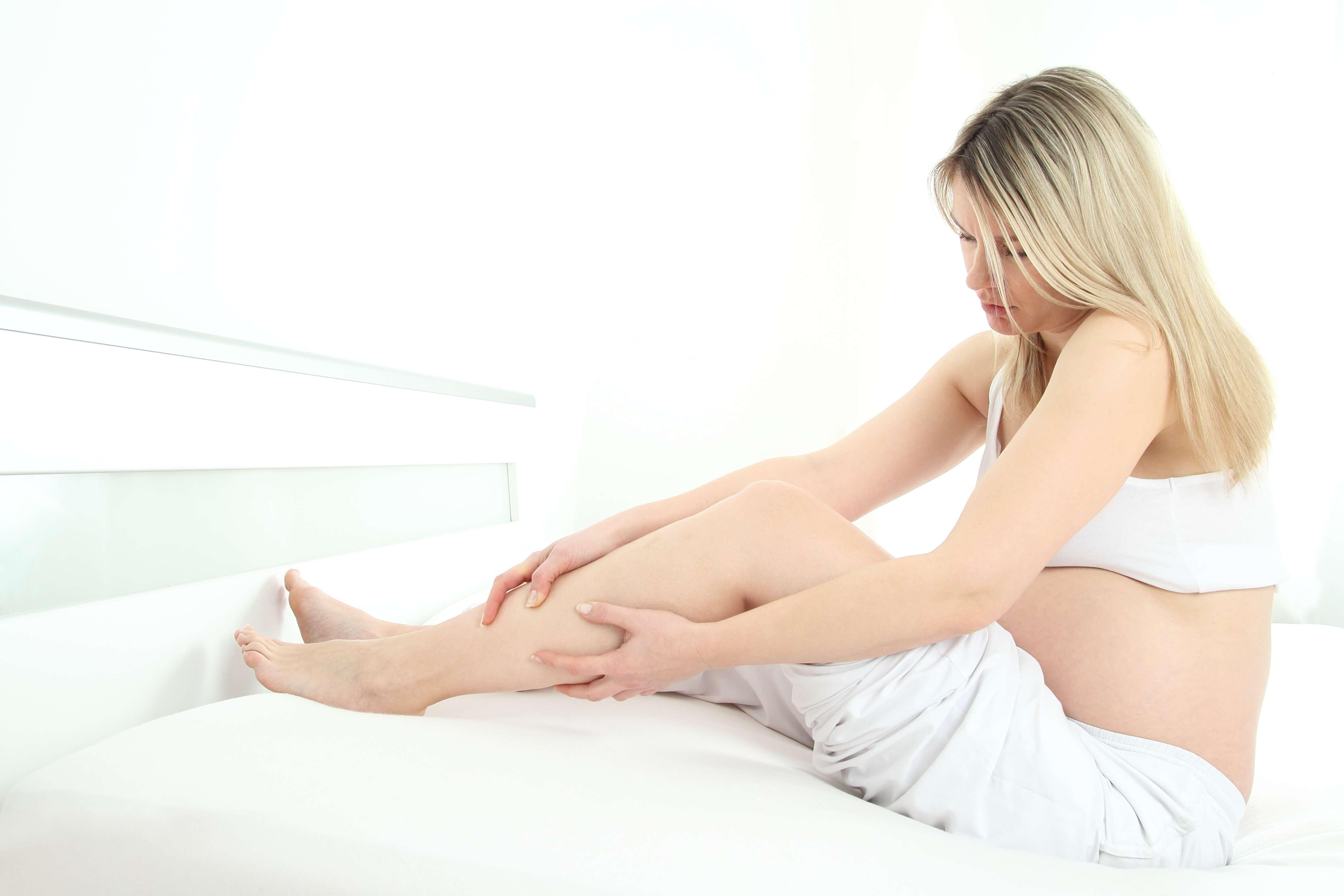 Pregnancy Leg Balm
