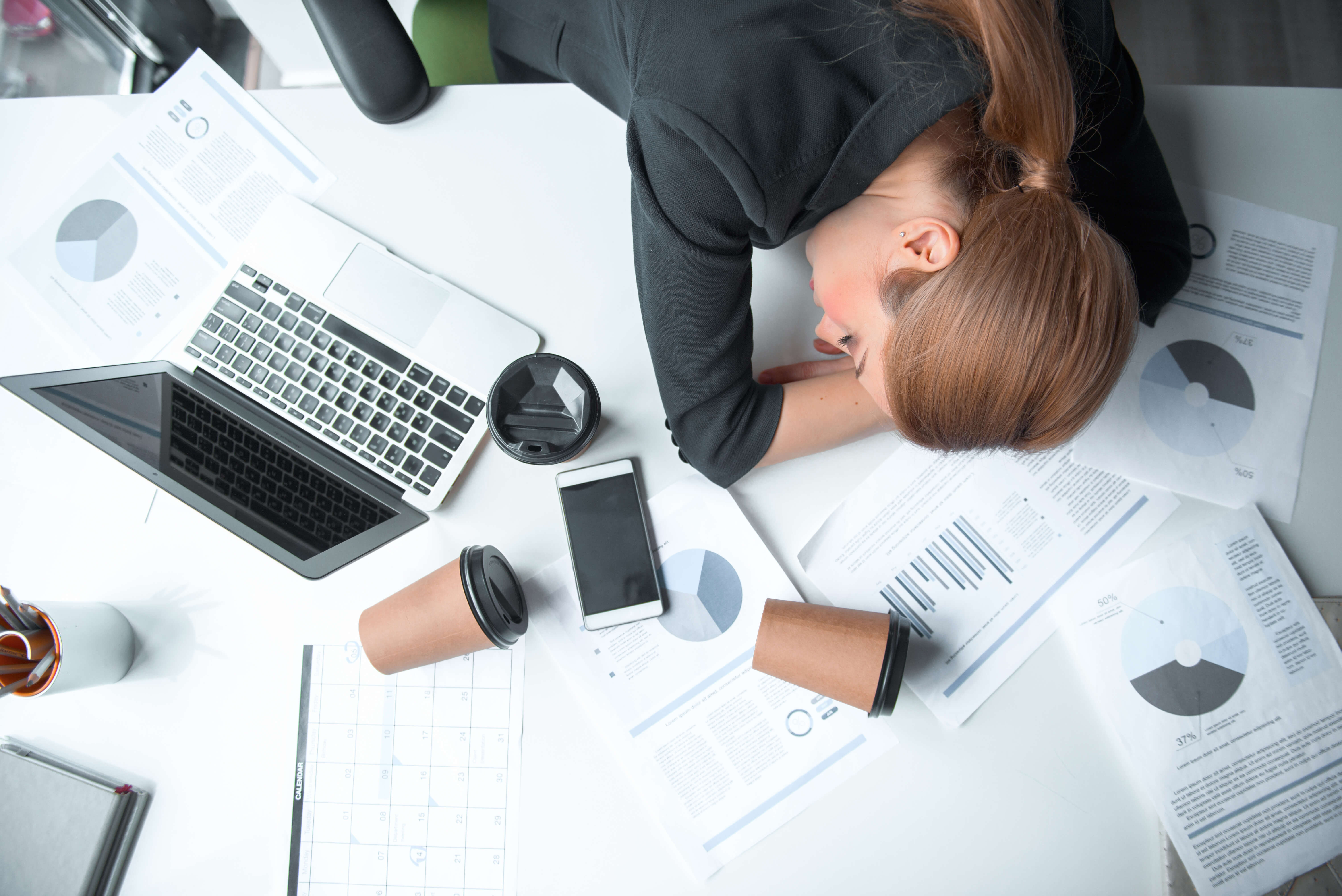 The Vicious Cycle of Stress and Sleep Deprivation: What this means for your health