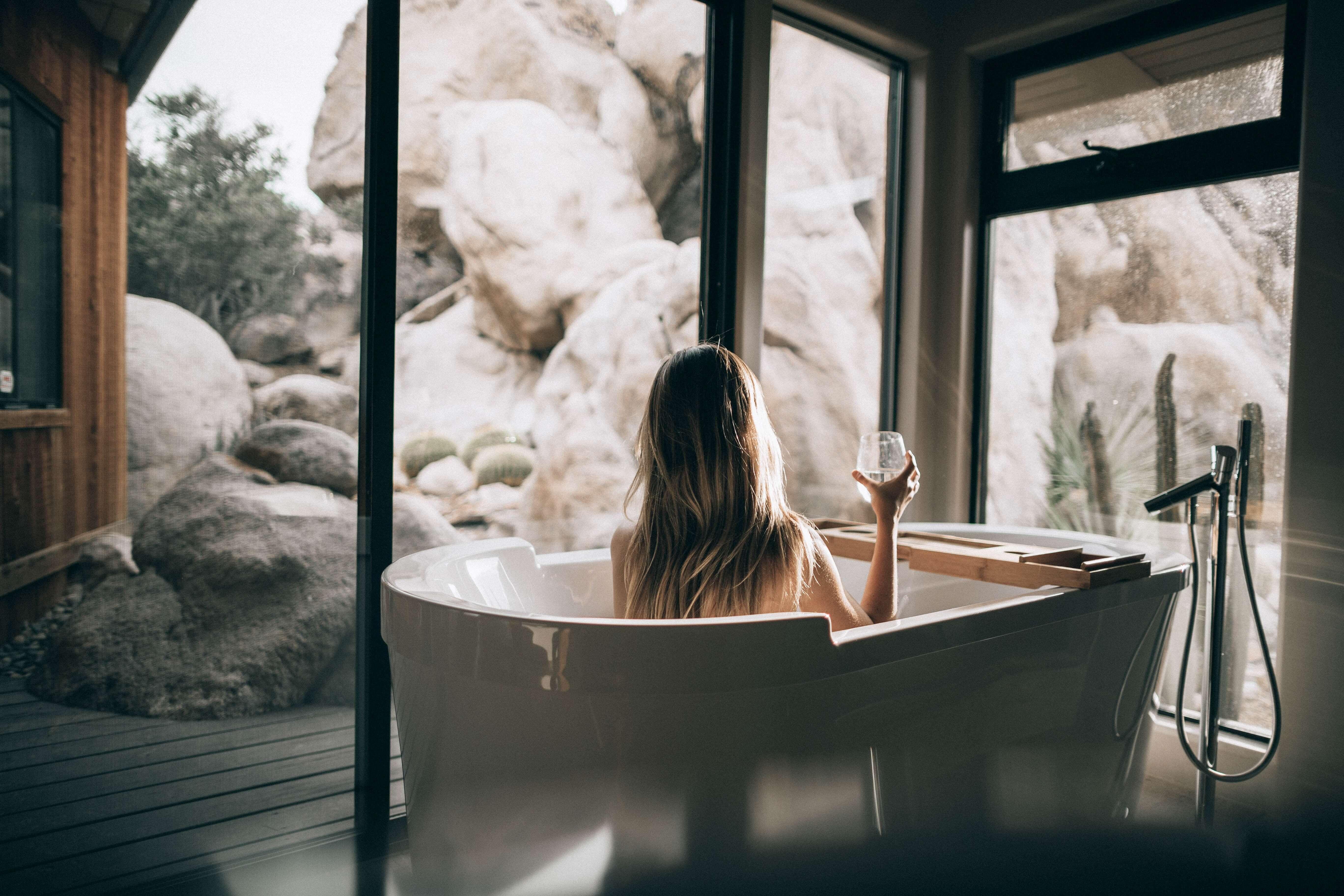 Raindrop Detox Bath
