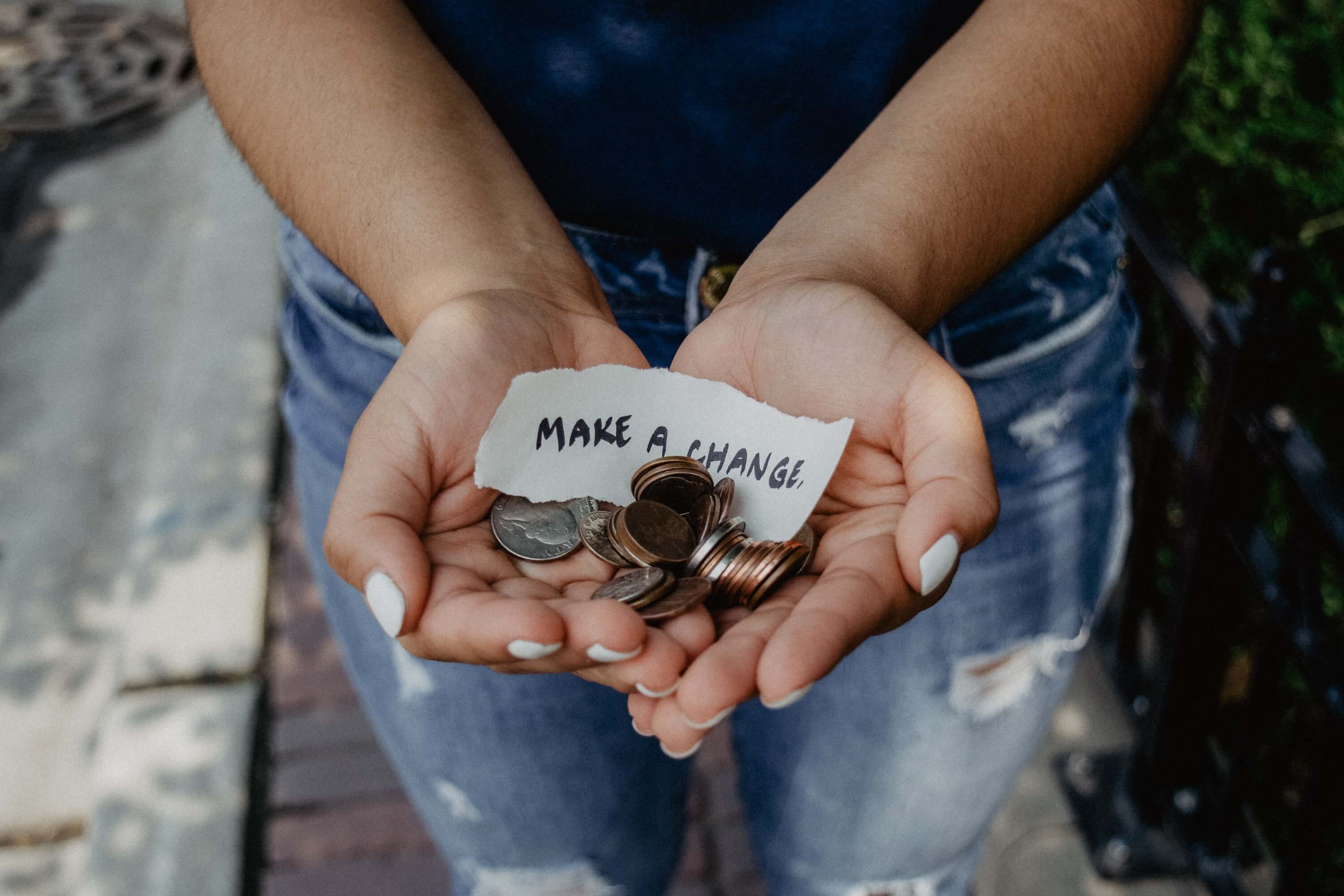 Sharing Wealth: Giving Back to Society to Support a Better Life for Everyone