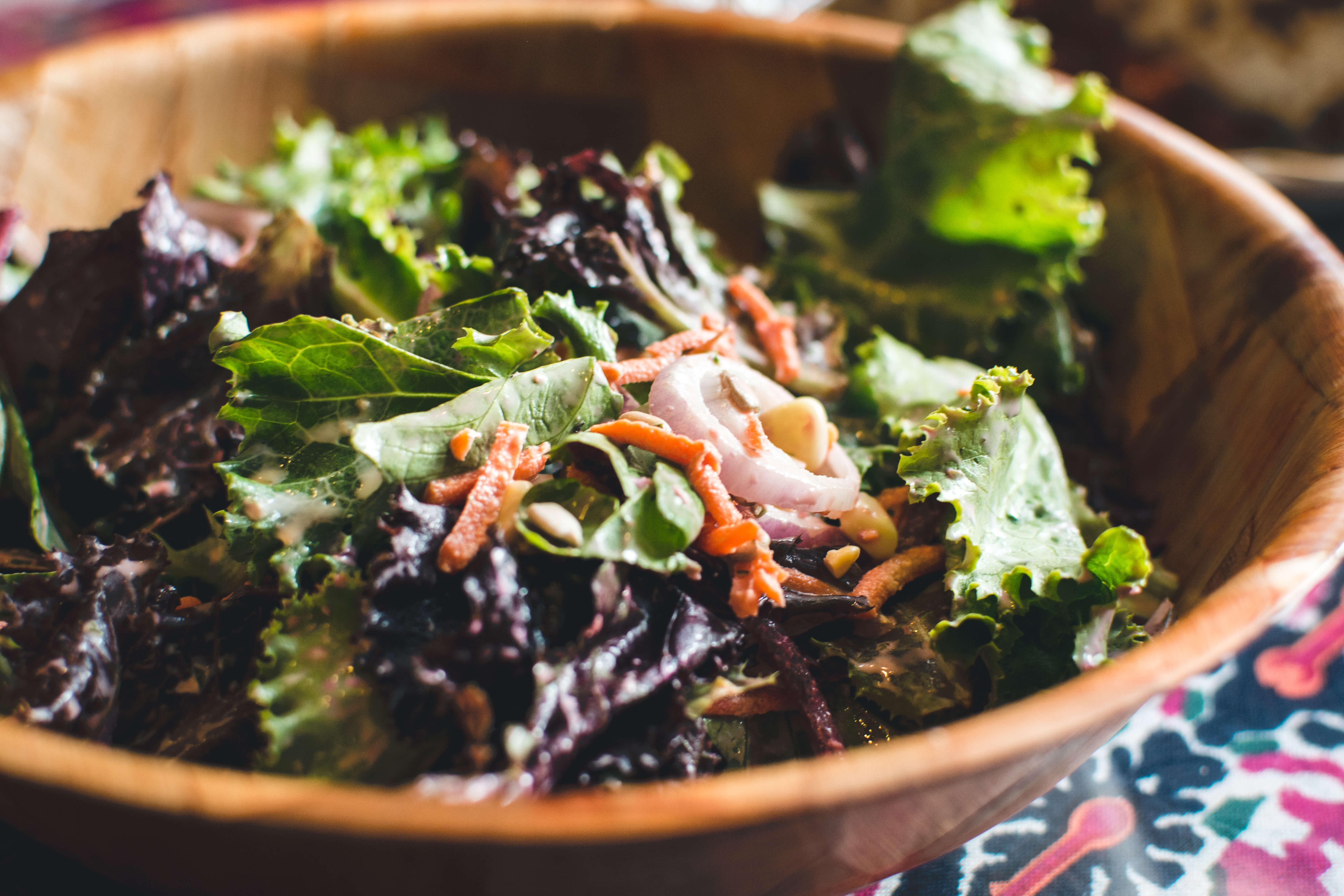 Romaine Calm: Mix Up Your Salad with Some Lettuce Varieties