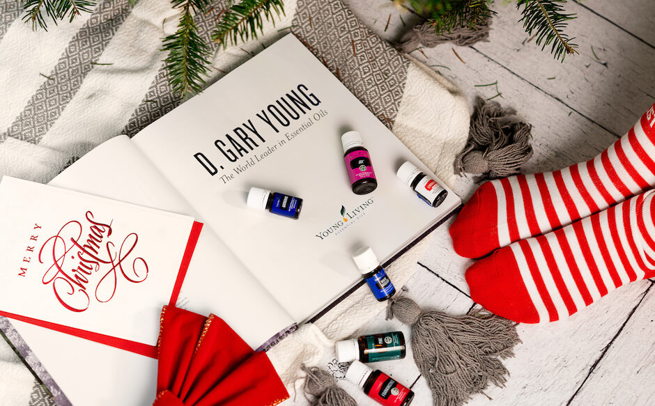 Using Essential Oils to Support Your Emotions this Christmas