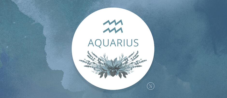 Crystals, Essential Oils and the Aquarius Personality