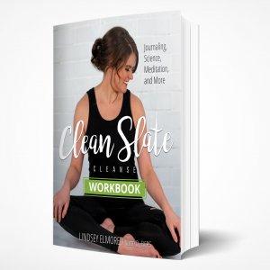 Workbook Cleanse Slate Cleanse