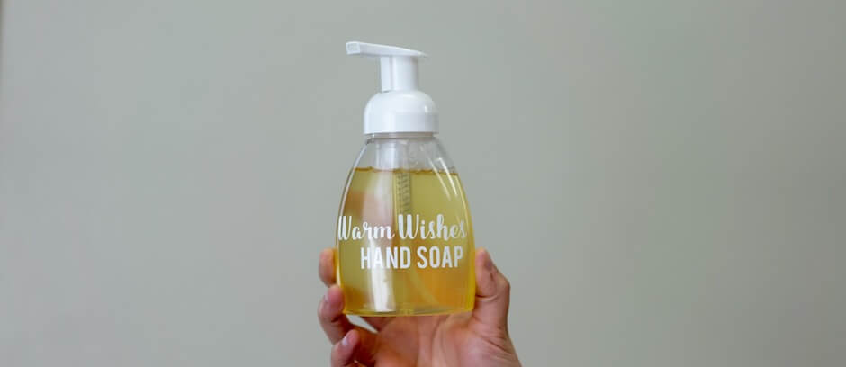 Warm Wishes Hand Soap