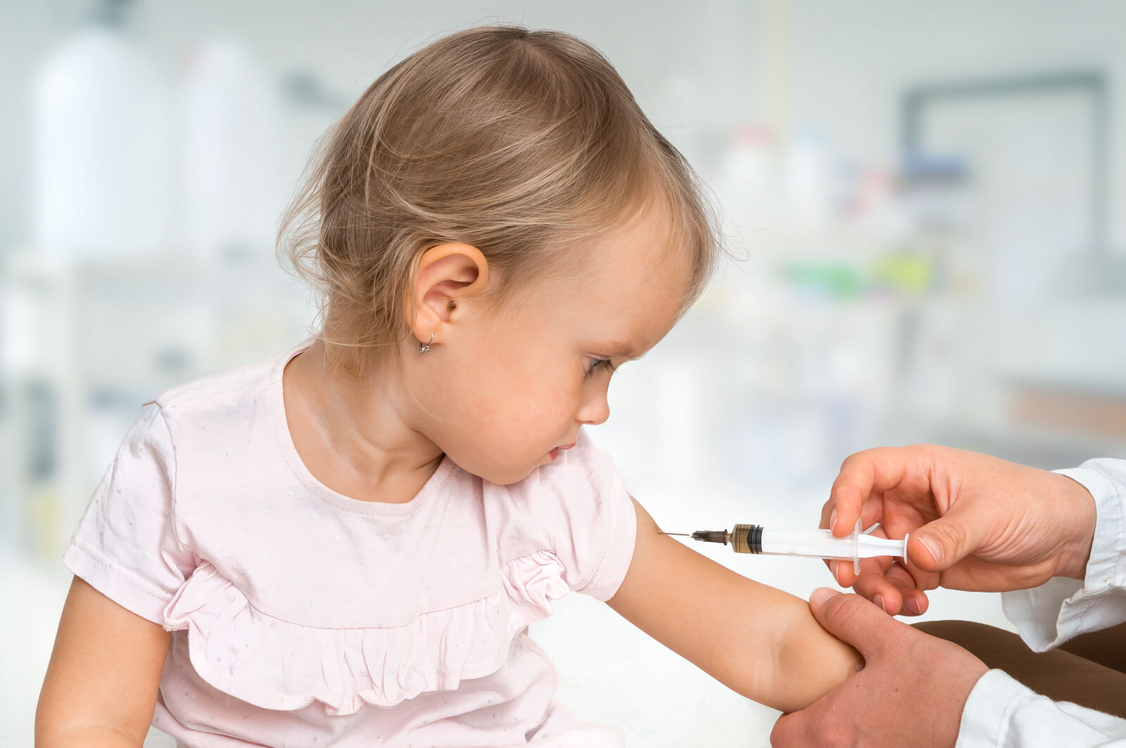 Hear Me Now: One Pharmacist's Opinion on Mandatory Vaccines