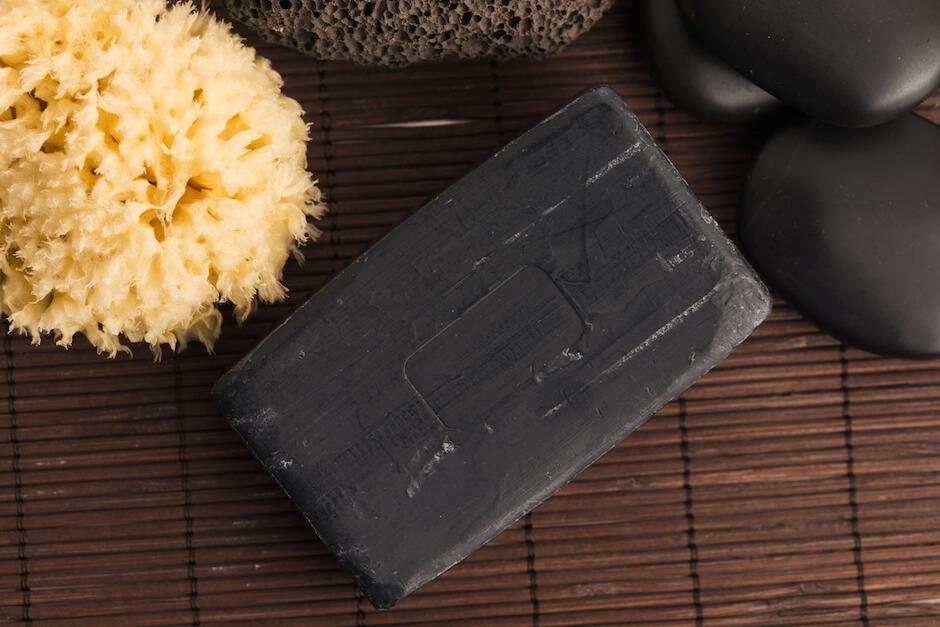 Kunzea Charcoal Soap