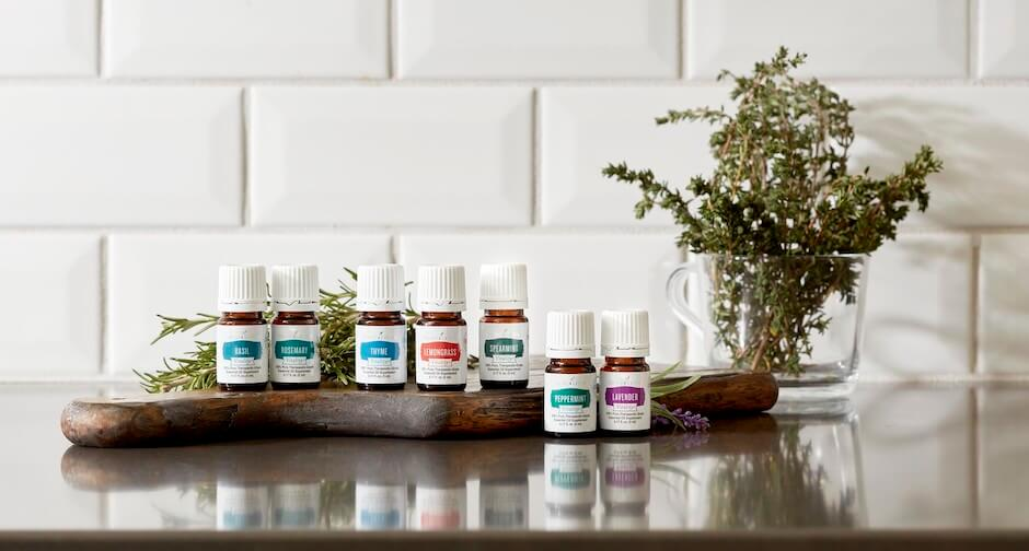 Using Essential Oils Internally - Lindsey Elmore