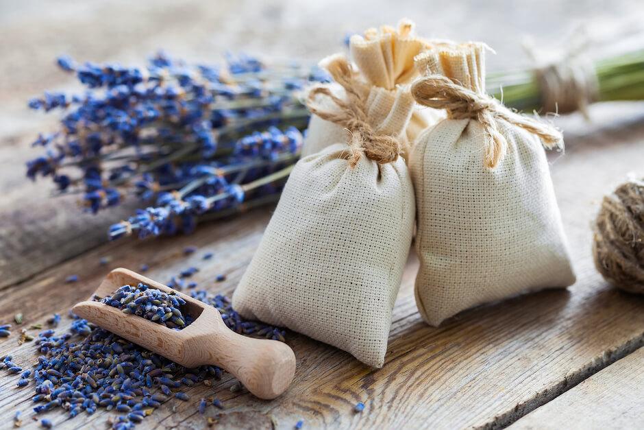 Lavender Sachet DIY
