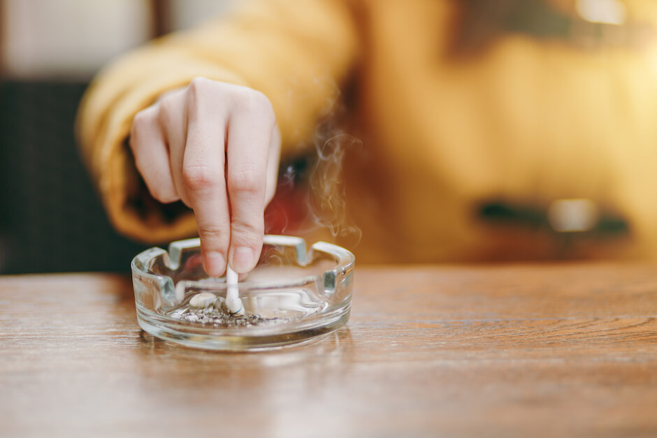 Risks of Beta-Carotene for Smokers