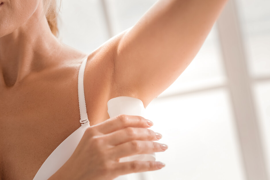Four Toxins Lurking in Your Deodorant