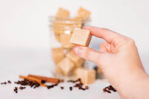 Vanilla Chai Sugar Scrub Cube