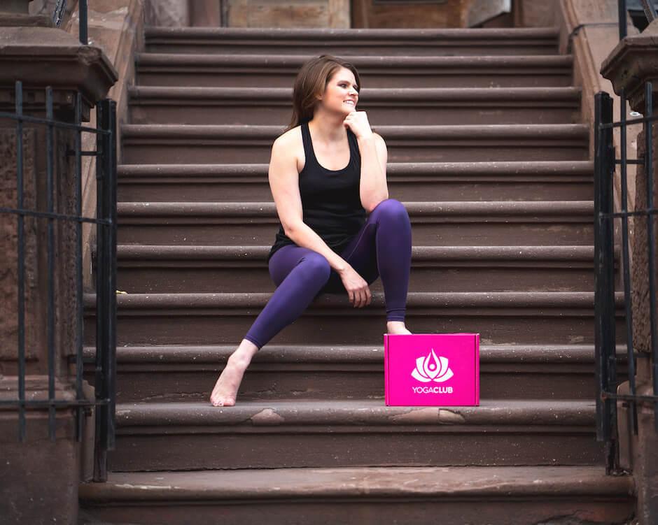 YogaClub: Cute Gear Straight to Your Door