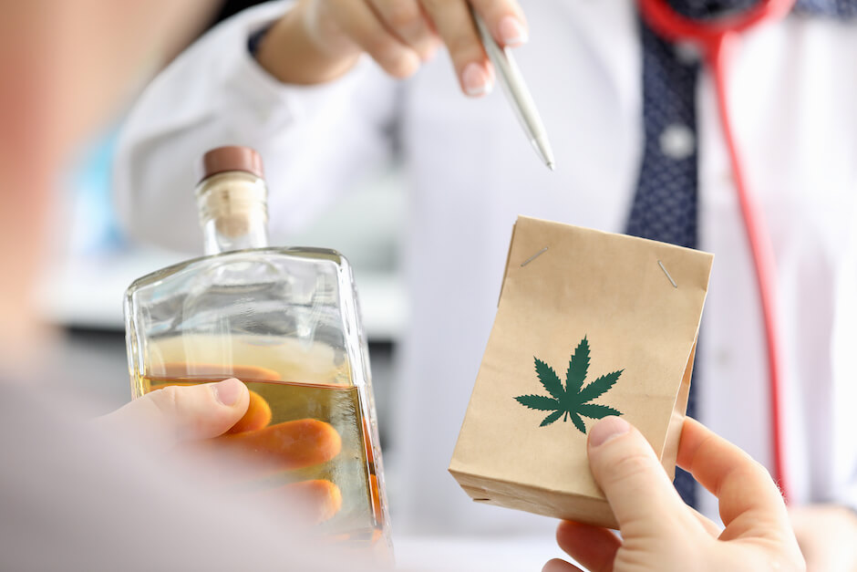 CBD and Alcohol: Toxic Duo or Protective Partners?