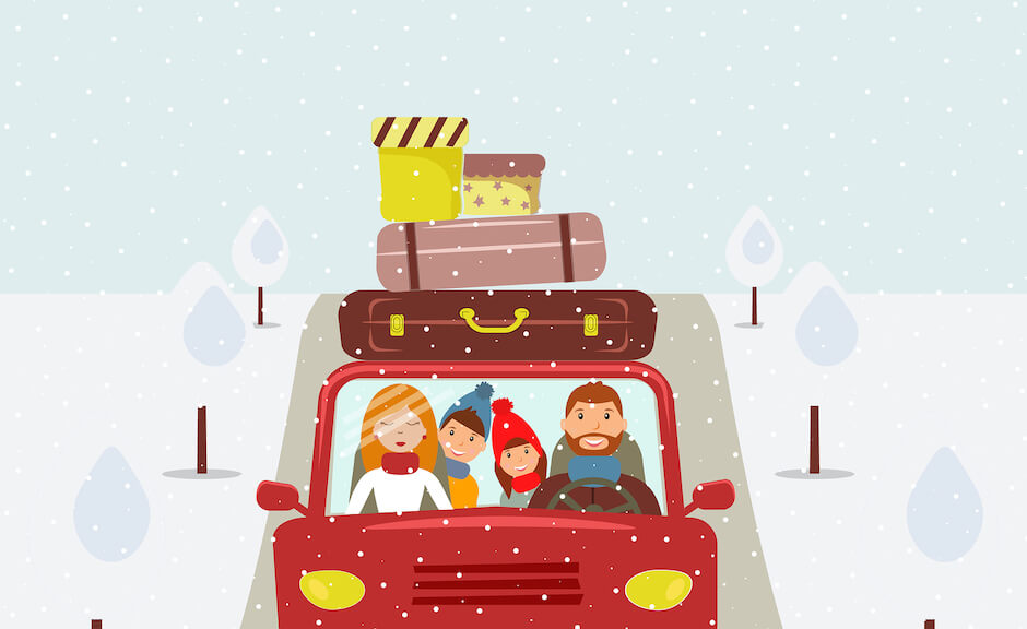 Holiday Travel Survival Recipes