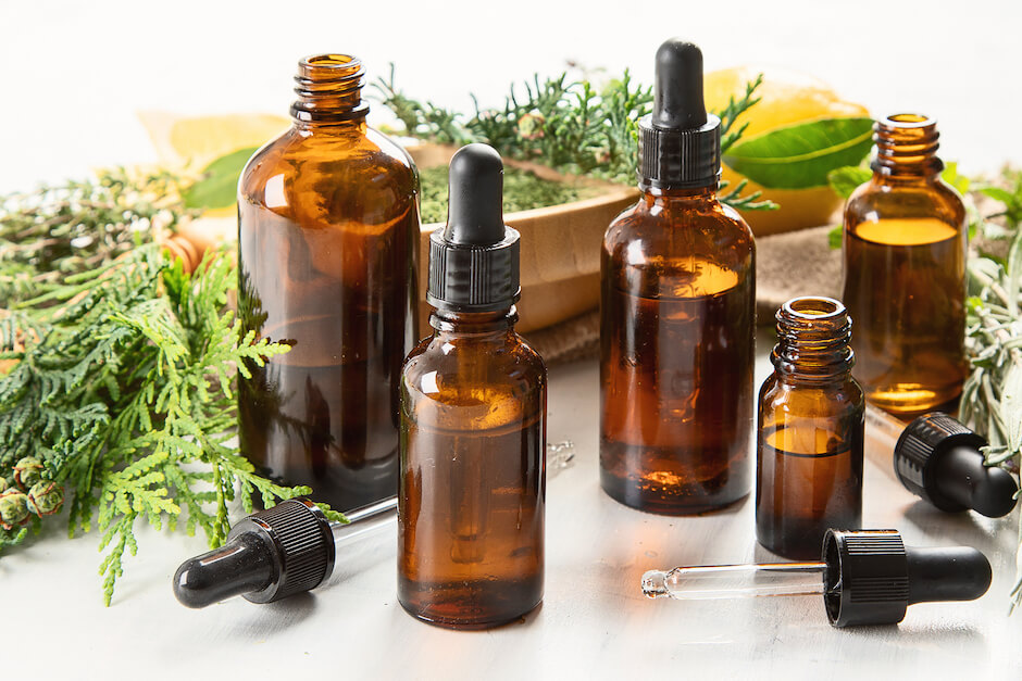 Essential Oil Blending by Scent Group