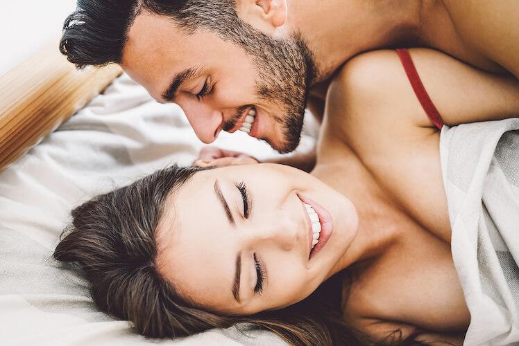 Cute Teen Couple Having Sex