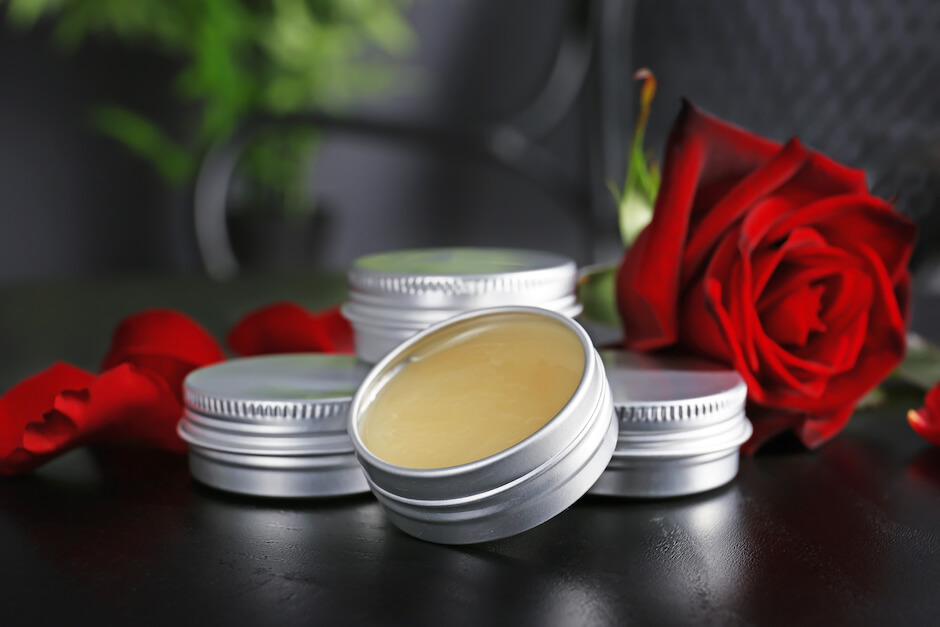 DIY Essential Oil Solid Perfume