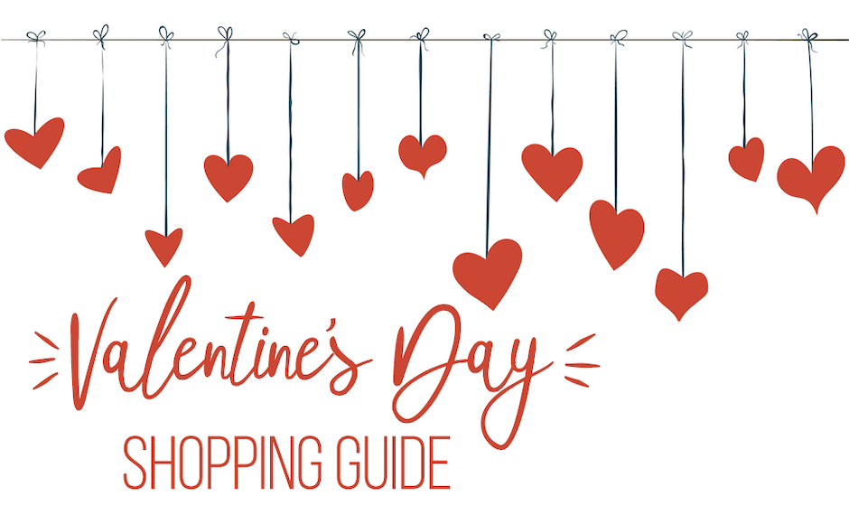 Valentine's Day Shopping Guide