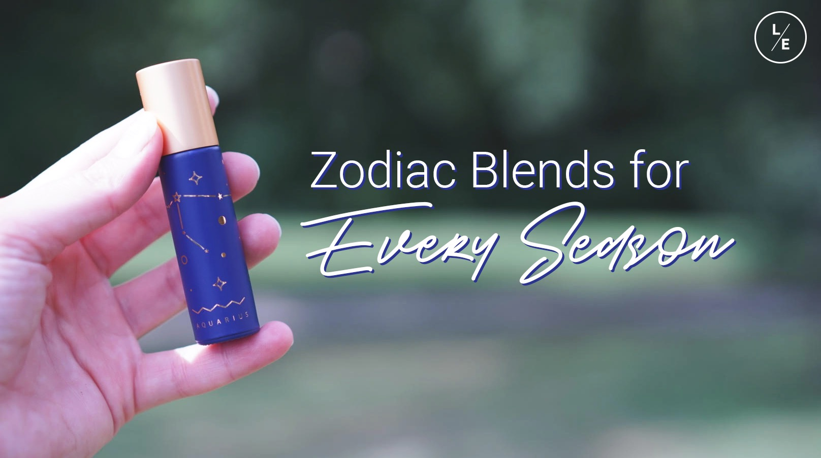 Zodiac Blends for Every Season