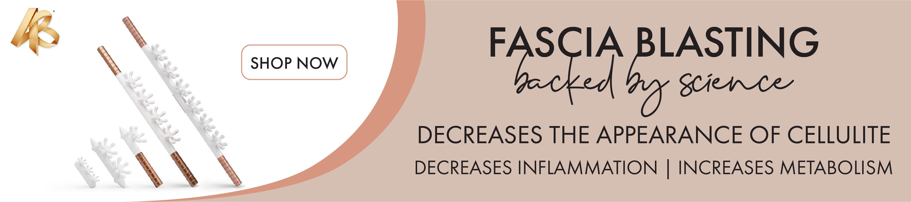 fascia-blasting