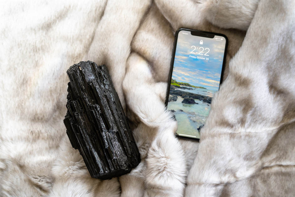 EMF Protection from Black Tourmaline: Fact or Fiction?