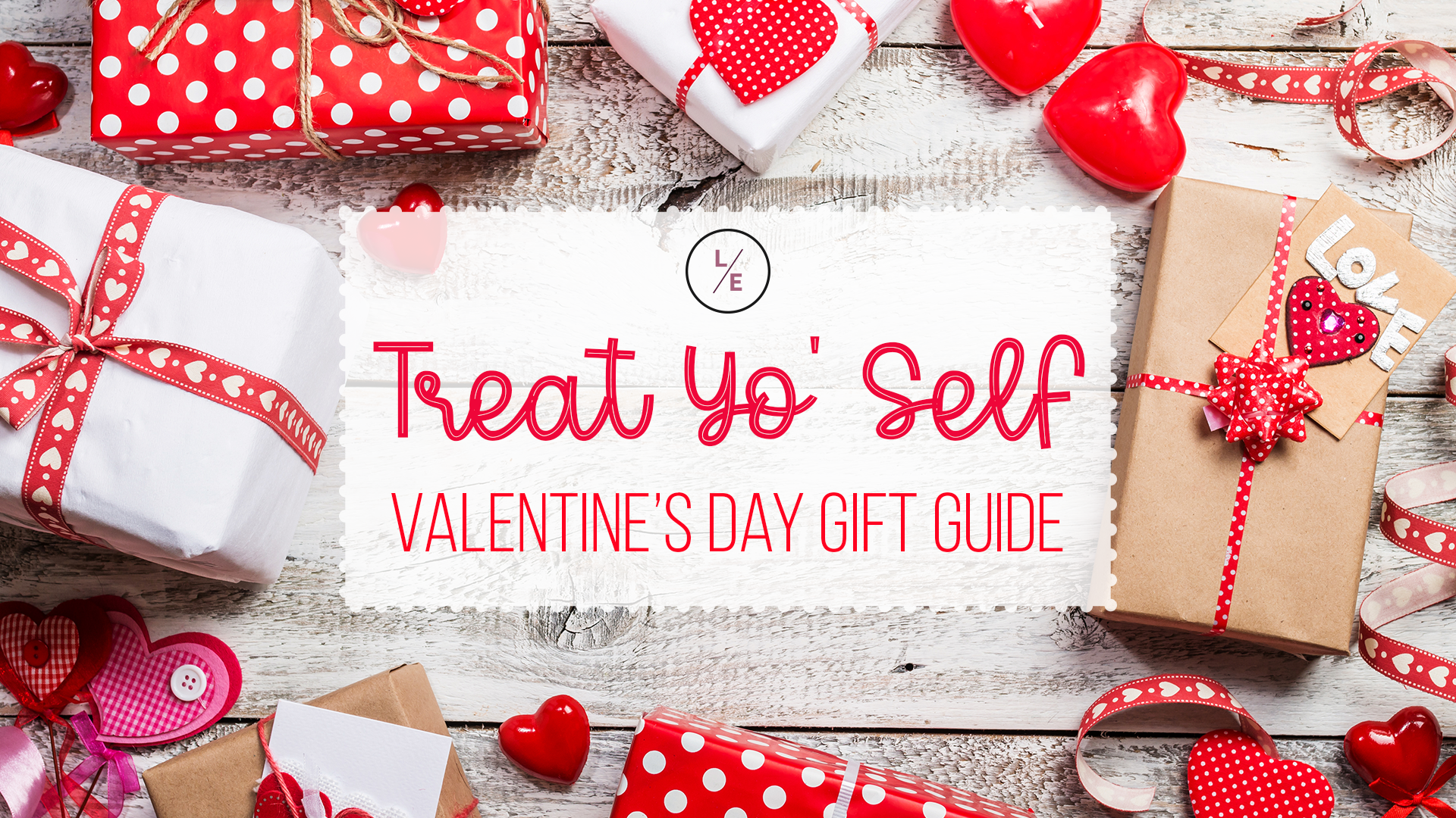 A Self-Care Valentine's Day Gift Guide