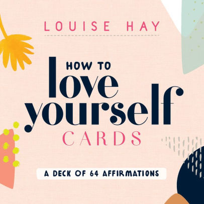 Affirmation Cards, self-care